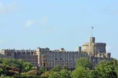 Castillo de Windsor imagenes de archivo
