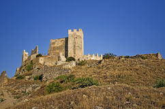 Castillo de Xivert Royalty Free Stock Images
