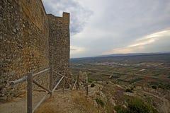Castillo de Xivert Stock Image