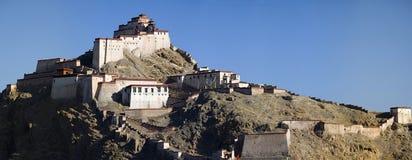 Castillo de Zongshan Foto de archivo