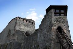 Castillo del ¡d de Visegrà Foto de archivo