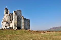 Castillo del ³ w de Mirà imágenes de archivo libres de regalías