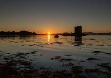 Castillo del acosador, Appin fotos de archivo