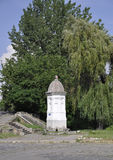 Castillo del agua Fotografía de archivo libre de regalías