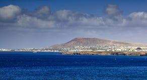Castillo Del Aguila w Lanzarote Zdjęcia Royalty Free