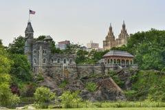 Castillo del belvedere Fotografía de archivo libre de regalías