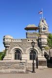 Castillo del belvedere Fotografía de archivo