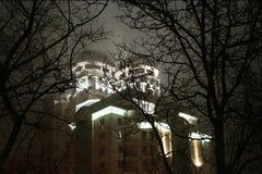 Castillo del conde Fotografía de archivo