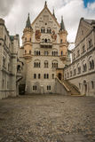 Castillo del cuento de hadas de Neuschwanstein, Baviera fotografía de archivo