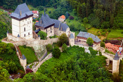 Castillo del emperador Imagen de archivo libre de regalías