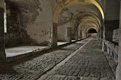 Castillo del ferran de Sant Foto de archivo libre de regalías