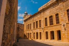 castillo del fyr morro Den gammala fästningen cuba havana Arkivfoto