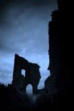 Castillo del horror Imágenes de archivo libres de regalías