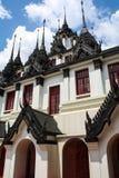 Castillo del metal en Bangkok Tailandia Fotos de archivo