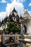 Castillo del metal en Bangkok Tailandia Fotografía de archivo libre de regalías