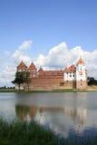 Castillo del MIR imagen de archivo libre de regalías
