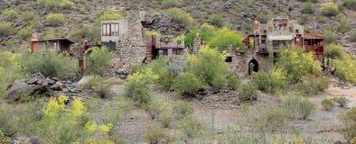Castillo del misterio Foto de archivo libre de regalías
