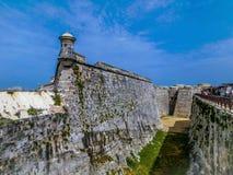 Castillo del Moro foto de archivo