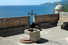 Castillo del Morro Photo stock