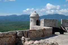 Castillo del Morro Imagen de archivo libre de regalías
