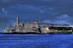 Castillo del Morro Stock Photography
