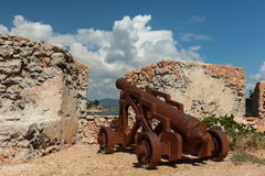 Castillo del Morro - Canon Stock Photo