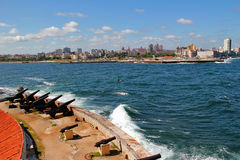 Castillo del Morro, Havana, Cuba Royalty Free Stock Photos