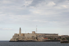 Castillo Del Morro, lighthouse and fortress Stock Photo