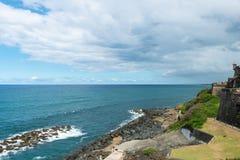 Castillo del Morro fotografia stock libera da diritti