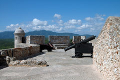 Castillo del Morro Royalty Free Stock Photo