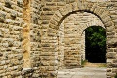 Castillo del parque de estado de la ha ha Tonka Imagen de archivo