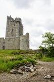 Castillo del parque nacional de Killarney foto de archivo