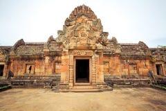 Castillo del peldaño de Phanom imagen de archivo libre de regalías