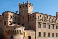 Castillo del Pio Foto de archivo libre de regalías