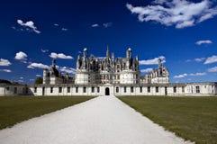 Castillo del renacimiento Imagen de archivo libre de regalías