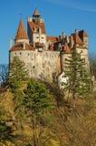 Castillo del salvado de Dracula Imagen de archivo