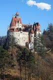 Castillo del salvado, Rumania Imagenes de archivo