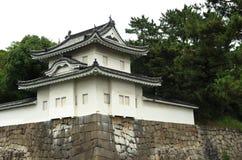Castillo del shogún Fotografía de archivo
