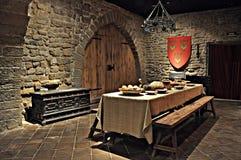 Castillo del suria Foto de archivo libre de regalías