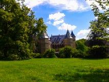 Castillo del ³ w del uchà del 'de GoÅ, Polonia Foto de archivo libre de regalías