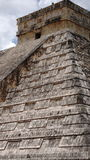 Castillo di EL di itza di Chichen Fotografia Stock