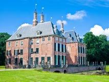 Castillo Duivenvoorde fotografía de archivo libre de regalías