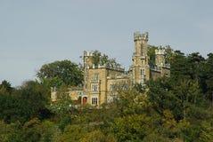 Castillo Eckberg de Dresden Fotos de archivo libres de regalías