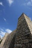 Castillo elevado Imágenes de archivo libres de regalías
