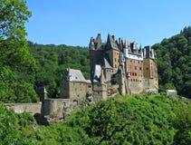 Castillo Eltz, Alemania Imagen de archivo libre de regalías