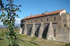 Castillo en Alaverdi, Georgia Imagen de archivo