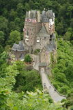 Castillo en Alemania fotos de archivo libres de regalías