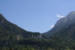 Castillo en Alemania, año 2009 Fotos de archivo libres de regalías
