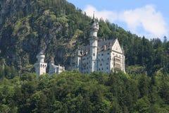 Castillo en Alemania, año 2009 Fotografía de archivo