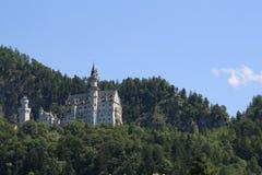 Castillo en Alemania, año 2009 Foto de archivo